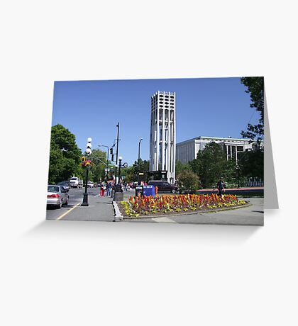 The Singing Tower Greeting Card