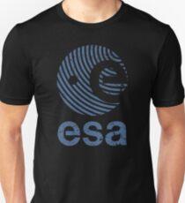 ESA European Space Agency  Unisex T-Shirt