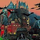 THE HAUNTING HOUR by WhiteDove Studio kj gordon