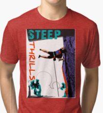 Steep Thrills Climbing 1 Tri-blend T-Shirt