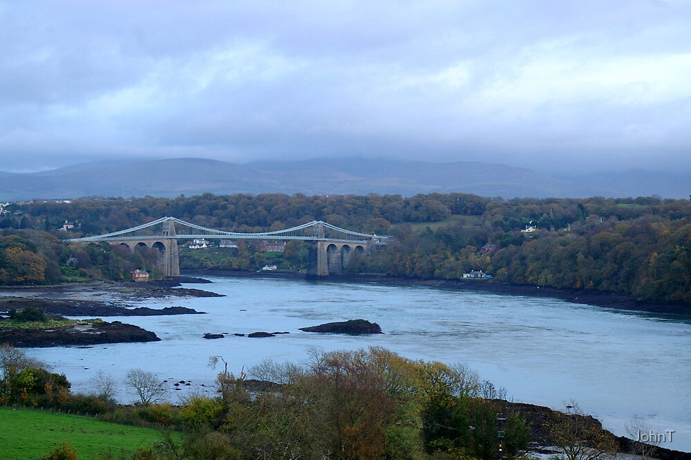 Menai Bridge by JohnT