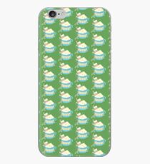 Gingerbread cookie bath iPhone Case