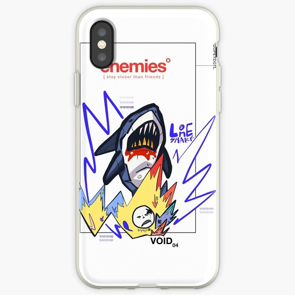 ENEMIES iPhone Case & Cover