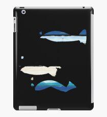 Expressive Fishes iPad-Hülle & Klebefolie