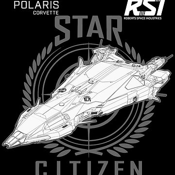 POLARIS Corvette Star Citizen by zRiSes