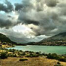 Obscured by clouds. by George Kypreos