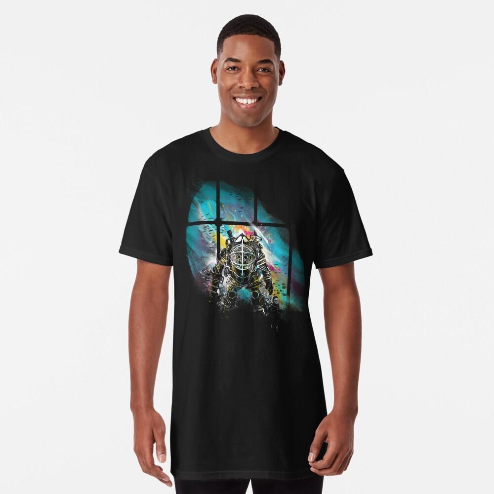 Mr  Bubbles Long T-Shirt