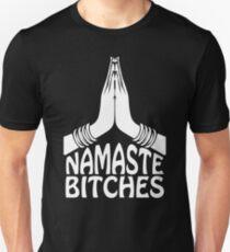 1cc6e59b8f Namaste Bitches T-Shirts | Redbubble