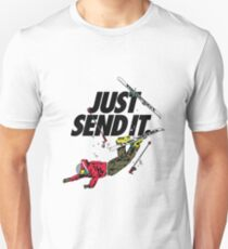 Just Send It - Jerry of the Day Unisex T-Shirt