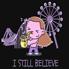 I Still Believe by Italianricanart