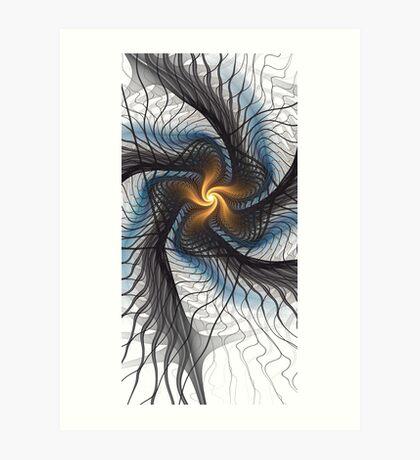 Arachnia Art Print