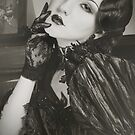 30s Glam II by phantomorchid
