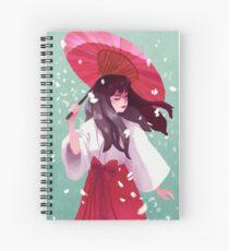 Sailor Mars Spiral Notebook