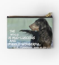 Mud-luscious and puddle-wonderful Studio Pouch