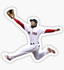 Air Benitendi Boston Red Sox HD Sticker