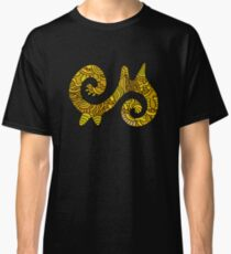 Ahoden: Adinkra Symbol of Energy  Classic T-Shirt