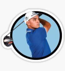 Rickie Fowler PGA Sticker