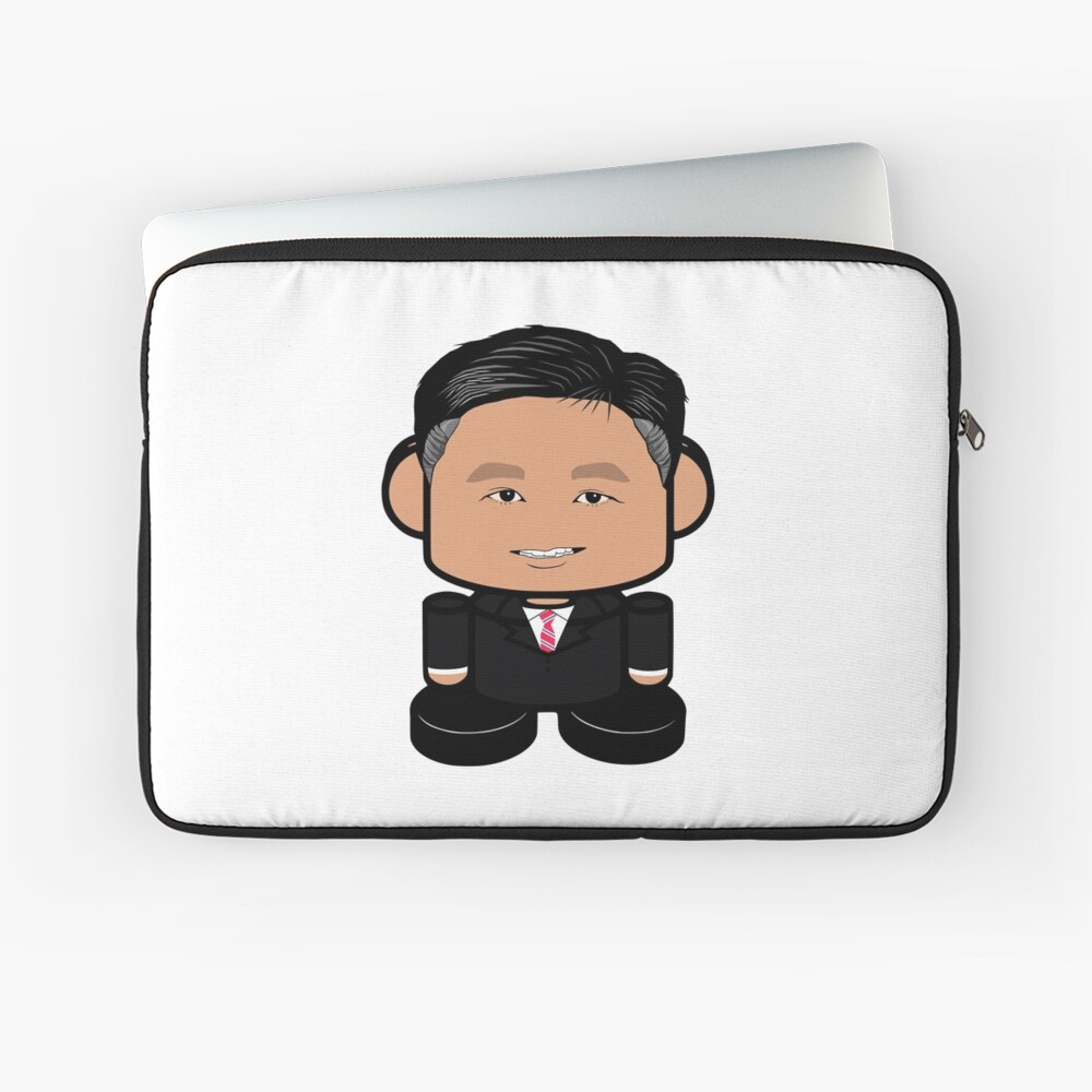 Cali Colonel POLITICO'BOT Toy Robot Laptop Sleeve