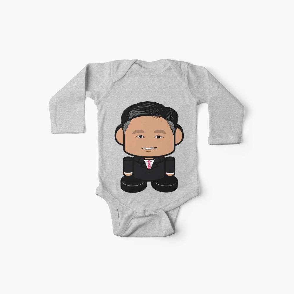 Cali Colonel POLITICO'BOT Toy Robot Baby One-Piece