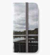 Silvery Lake iPhone Wallet/Case/Skin