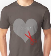 Save your scissors... Unisex T-Shirt