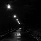 Newburyport Boardwalk @ Sunrise by Sam Davis