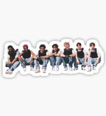Brockhampton ^-^ Sticker