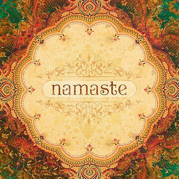 Namaste de AngiandSilas