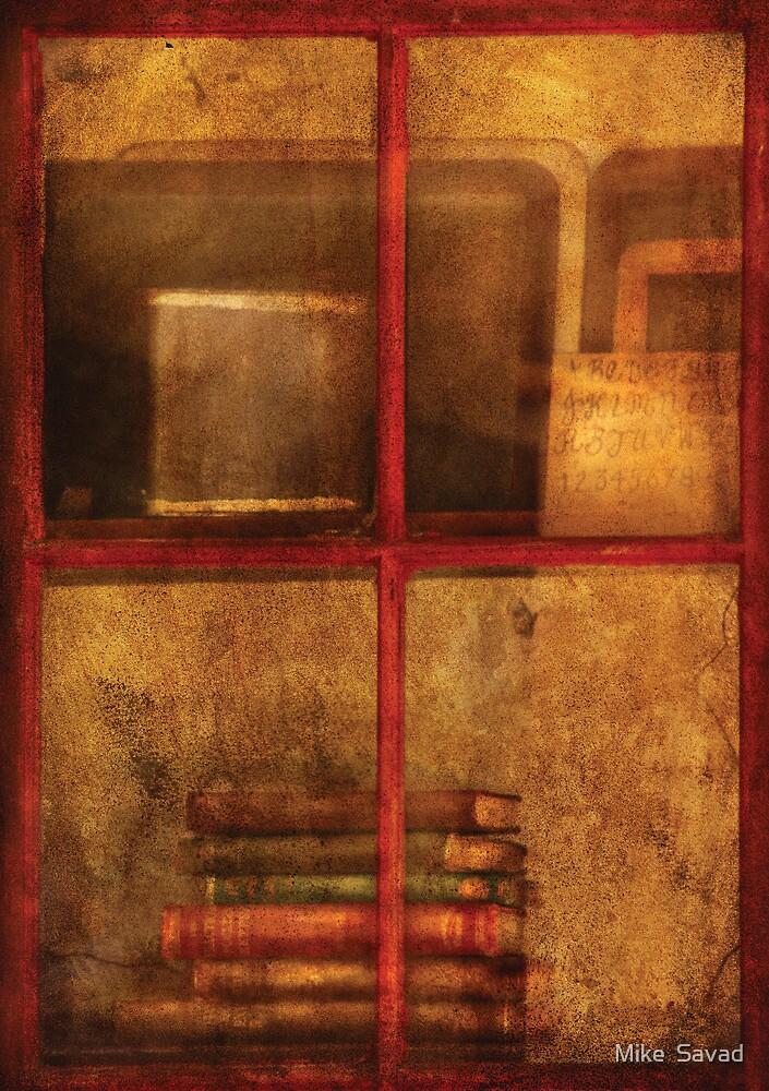 School Books by Michael Savad