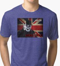 0870 - Big Ups Tri-blend T-Shirt