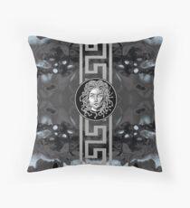 MEDUSA Brand Throw Pillow