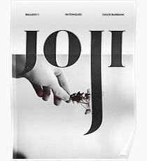 Póster Joji - Cartel de la discografía