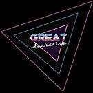 Great Awakening Retro Wave by CentipedeNation