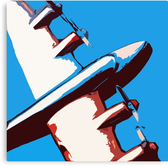 Bullet Plane by Slade Roberts