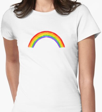 Painted Rainbow T-Shirt