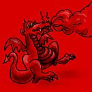 Red dragon by andersonartist