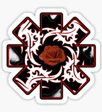 Asterisk rhcp BSSM Sticker