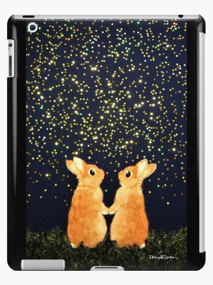 Suche nach Sternschnuppen (2008) Rabbit / Bunny Art von IkuyoFujita