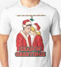 Camiseta unisex Una navidad shikatema