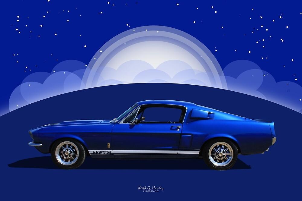 Moonlight Fastback by Keith Hawley