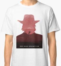 Red dead redemption - design Classic T-Shirt