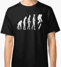 Skating Evolution  Classic T-Shirt