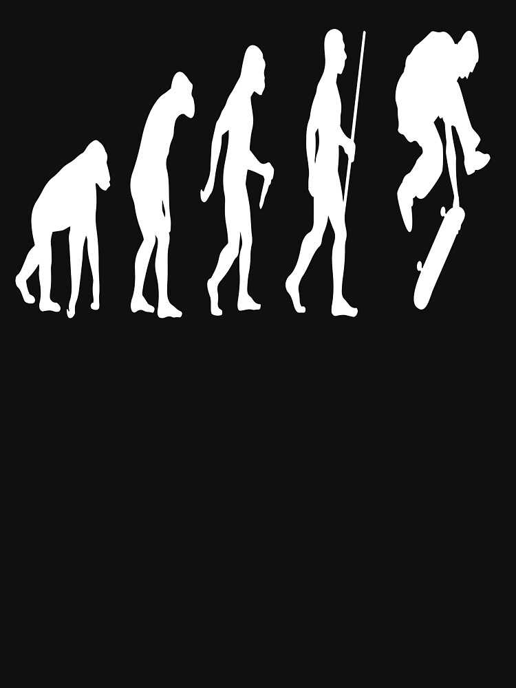 Skating Evolution  by Teepack