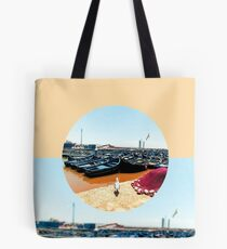 To Be Happy Tote Bag