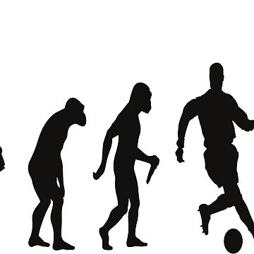 Evolution Of Sport by Teepack