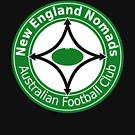 Yet another Nomads logo (for black shirts) by nomads
