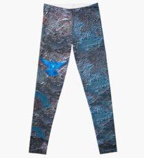 Blue Bird Joy Leggings