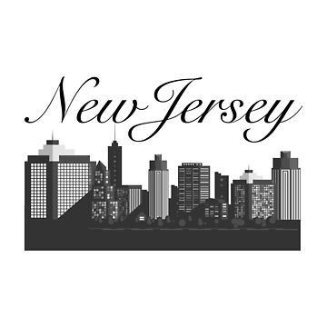 NewJersey for Men Women and Kids by miracletee