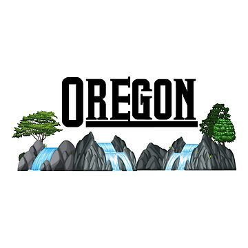 Oregon for Men Women and Kids by miracletee