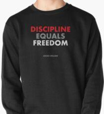 """""""Disziplin entspricht Freiheit"""" Jocko Willink Sweatshirt"""